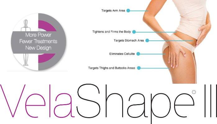 VelaShape Body Contouring and Cellulite Reduction